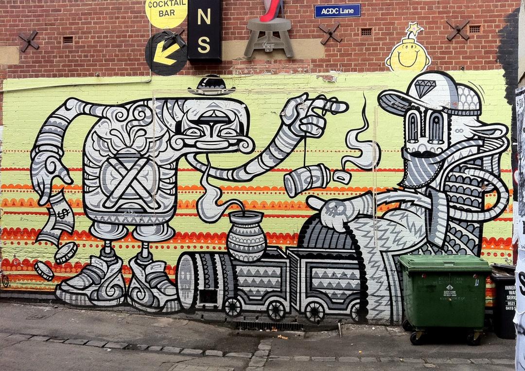 the-fourth-walls-melbourne-street-art-reka-phibs-acdc-lane-melbourne-cbd