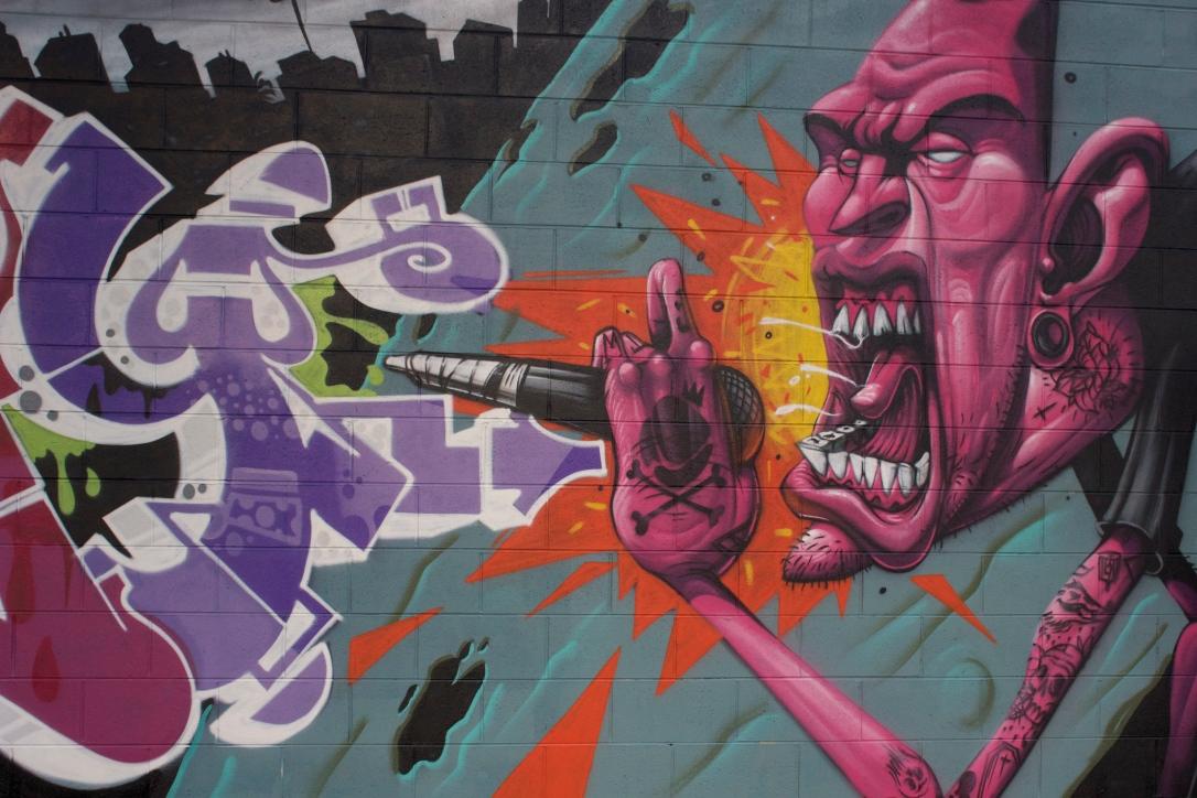 Gent x Skary MTN Hardcore45