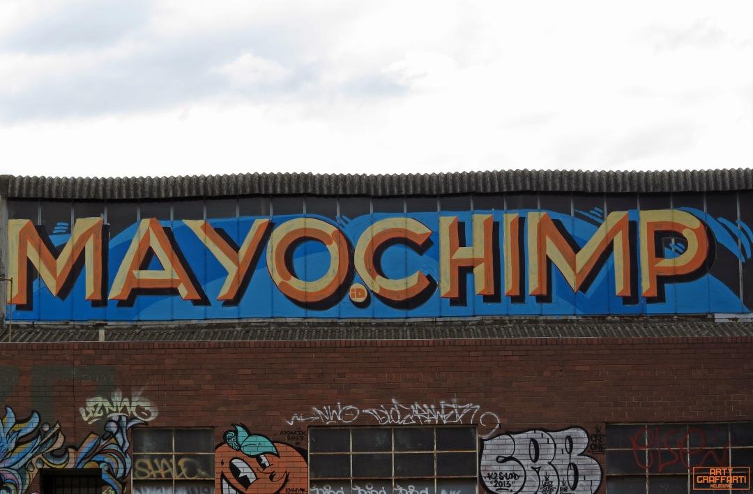 Mayo Chimp Richmond2