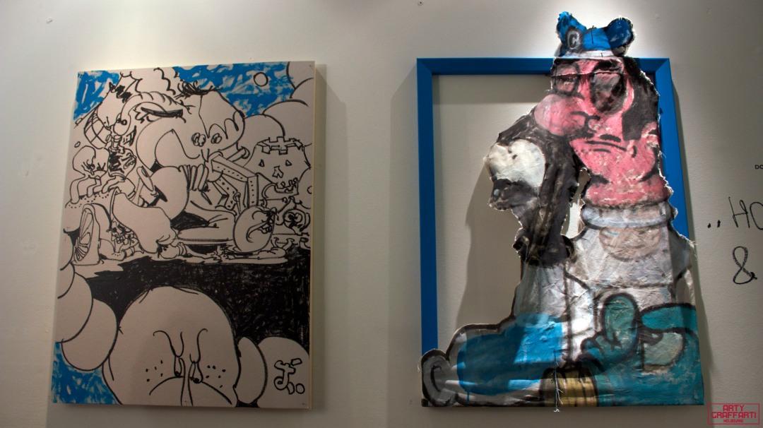 Horfee R. Maurice Pathetic Bubble Doomsday Store Arty Graffarti15