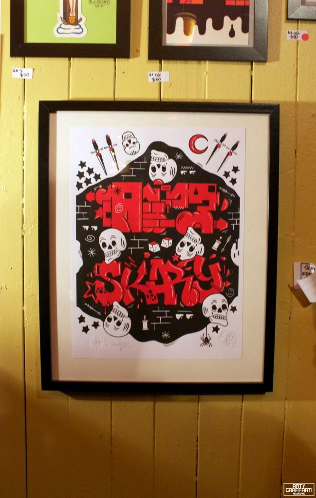 Seasons Of Change Revolver Winter Skary OG23 Arty Graffarti Graffiti Tattoo 10