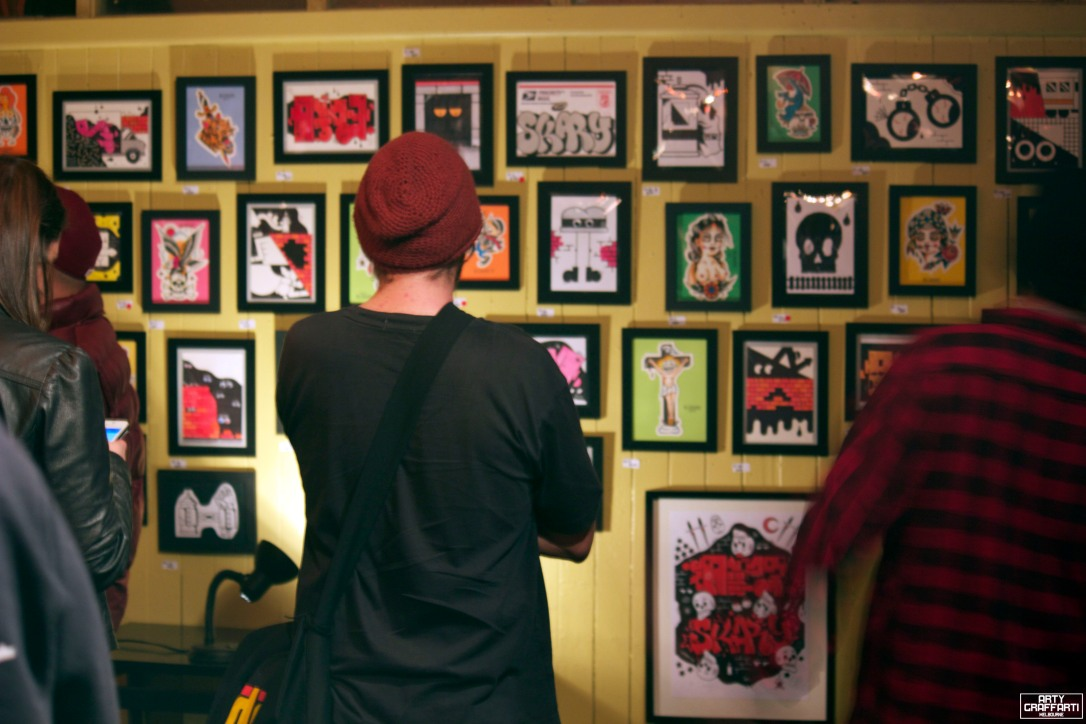 Seasons Of Change Revolver Winter Skary OG23 Arty Graffarti Graffiti Tattoo 16