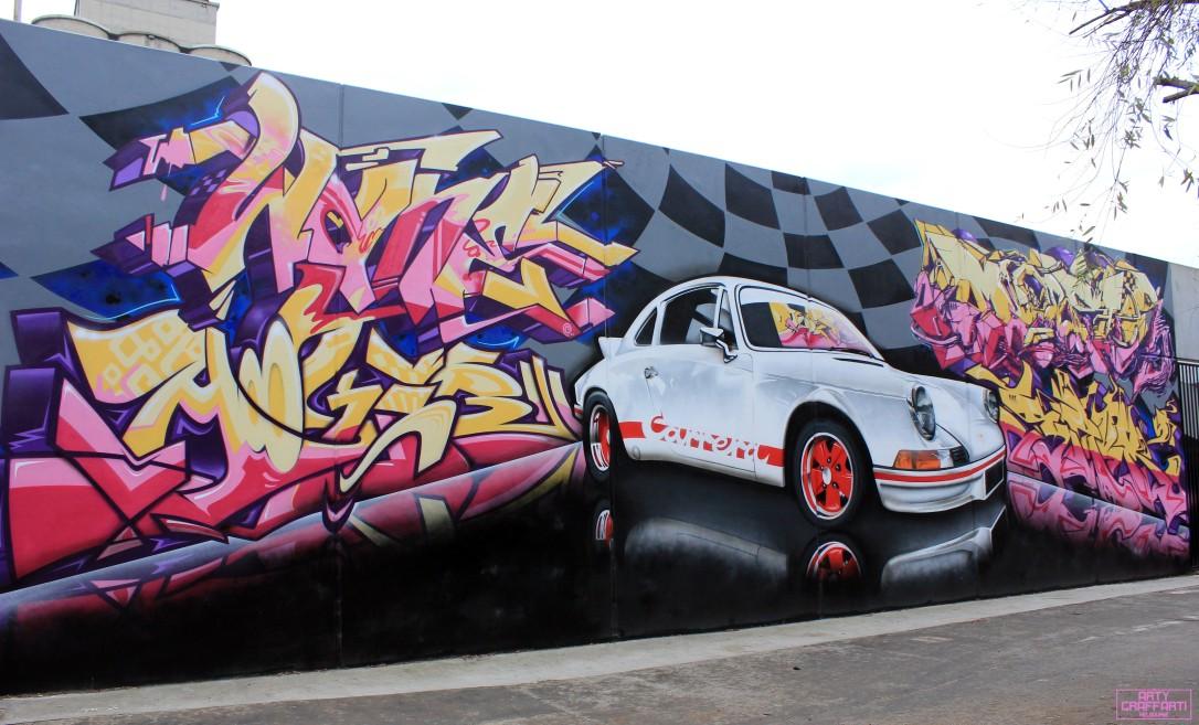 Wane Dvate Hooks Dem139 Sirum Collingwood Melbourne Arty Graffarti Graffiti