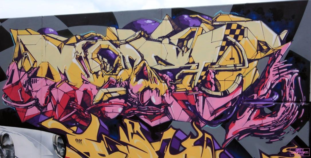 Wane Dvate Hooks Dem139 Sirum Collingwood14 Melbourne Arty Graffarti Graffiti
