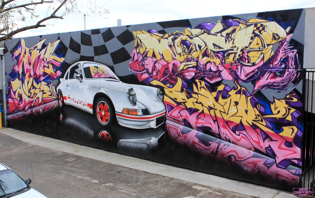 Wane Dvate Hooks Dem139 Sirum Collingwood2 Melbourne Arty Graffarti Graffiti