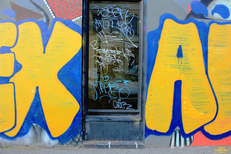 Aleks Fitzroy2 Graffiti Melbourne Arty Graffarti