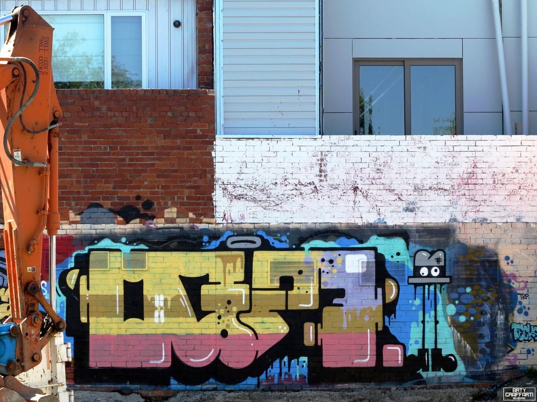 OG23 Collingwood3 Graffiti Melbourne Arty Graffarti