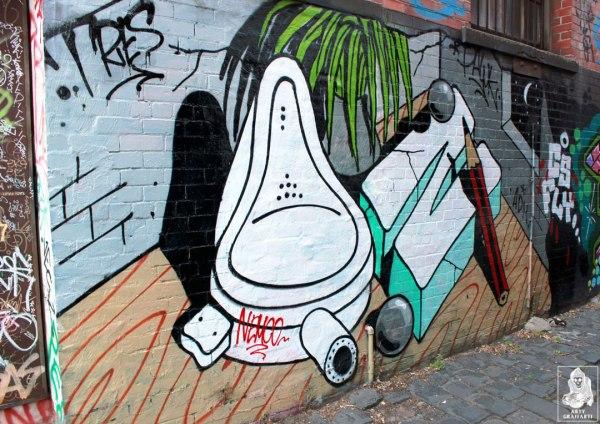 Nemco-Fitzroy-Graffiti-Melbourne-Arty-Graffarti4