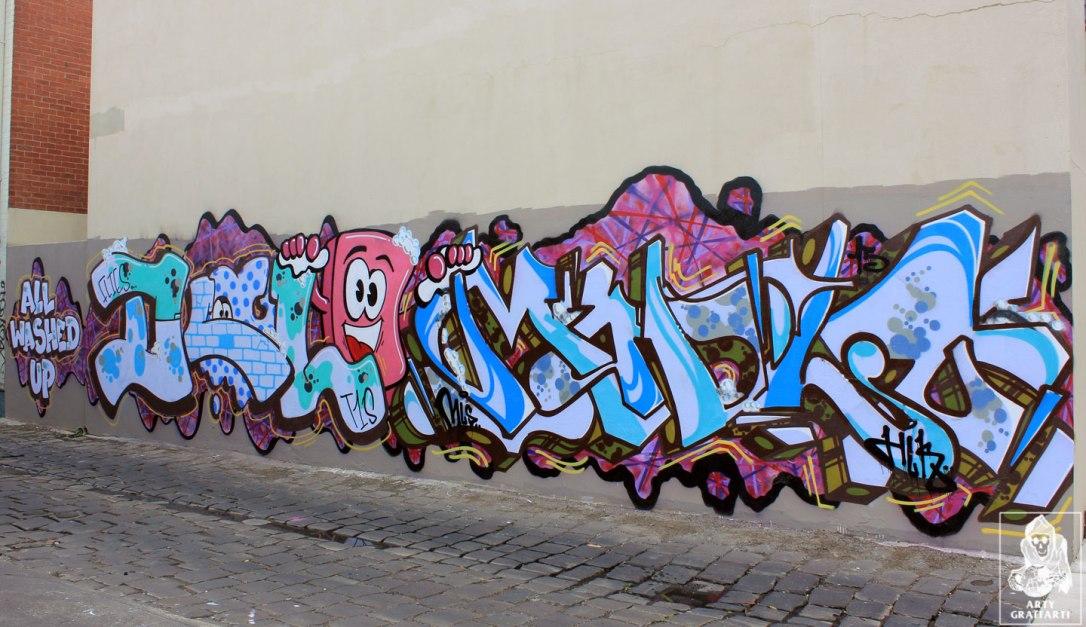 iKool-Mudle-Brunswick-Graffiti-Melbourne-Arty-Graffarti