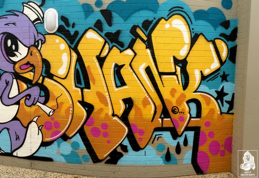 Sexwax-Shank-Torquay-Graffiti-Melbourne-Arty-Graffarti5
