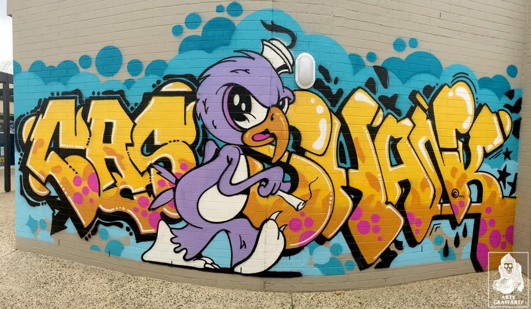 Sexwax-Shank-Torquay-Graffiti-Melbourne-Arty-Graffarti6