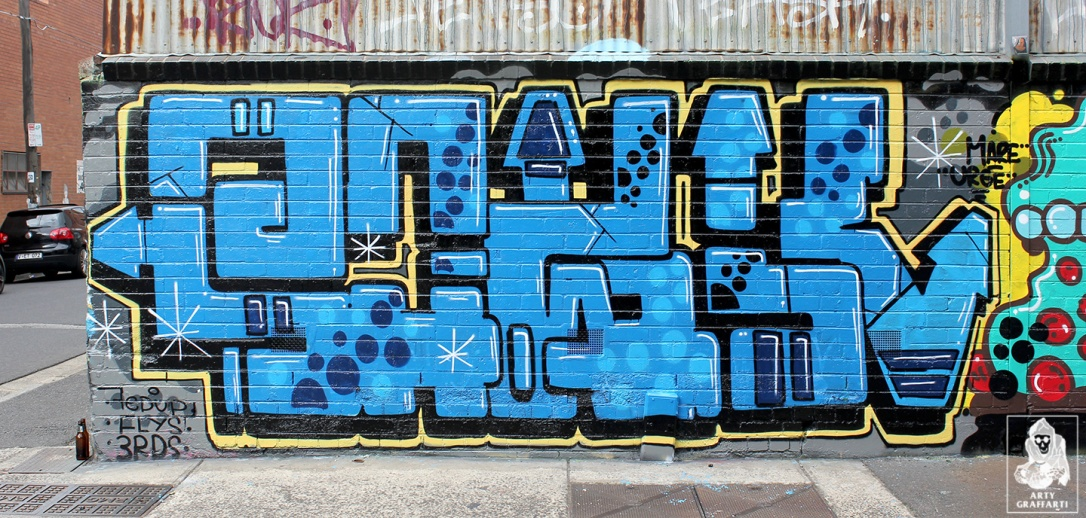 Pawk-H20e-Sauce-Bolts-Kawps-Collingwood-Graffiti-Melbourne-Arty-Graffarti13