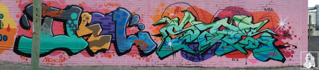 Tres-OG23-Ikool-Sage-Brunswick-Graffiti-Melbourne-Arty-Graffarti
