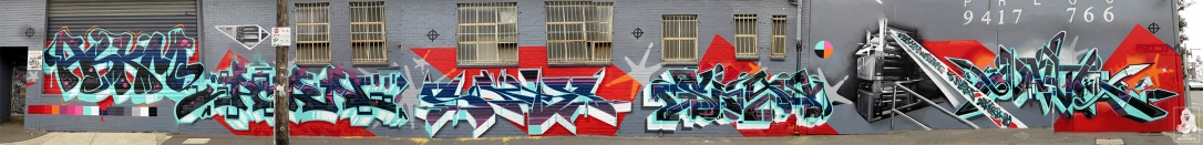 Askem Porno Sabeth Ling Dvate Fitzroy Graffiti Melbourne Arty Graffarti2