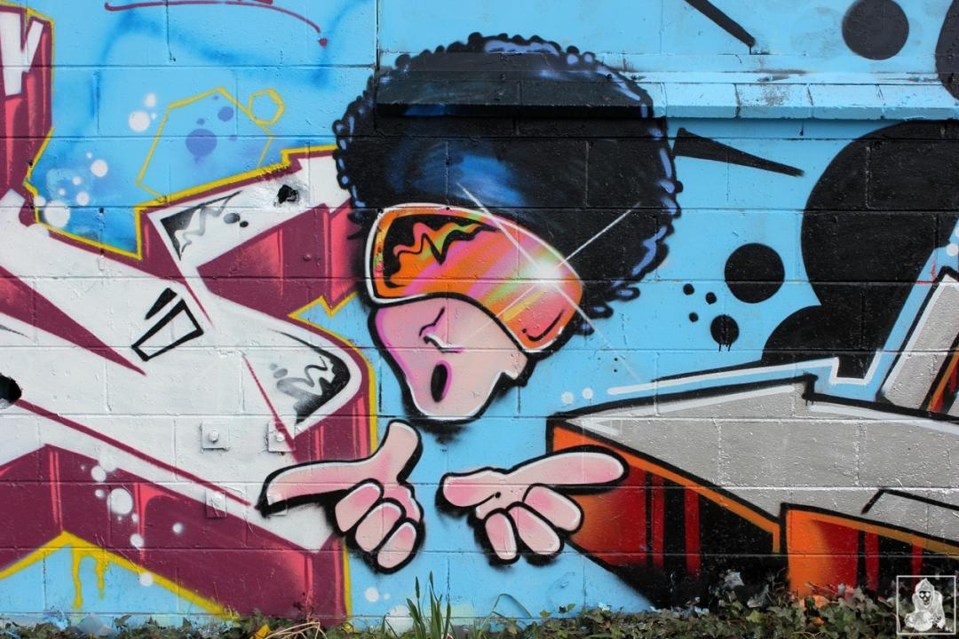JME-Flick-Kill-Preston-Graffiti Melbourne Arty Graffarti4