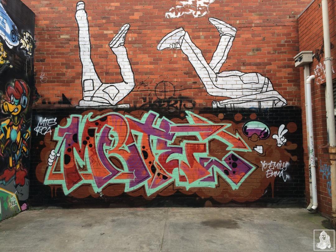 Mr.-Tee-Brunswick-Graffiti Melbourne Arty Graffarti