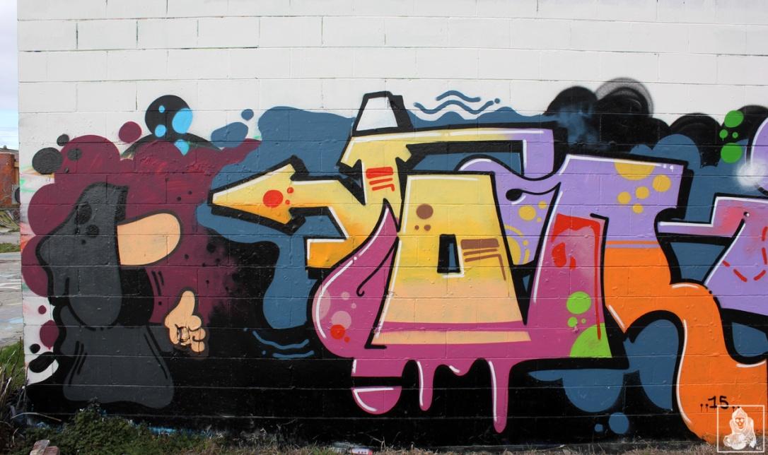 Oricks-Preston-Graffiti Melbourne Arty Graffarti