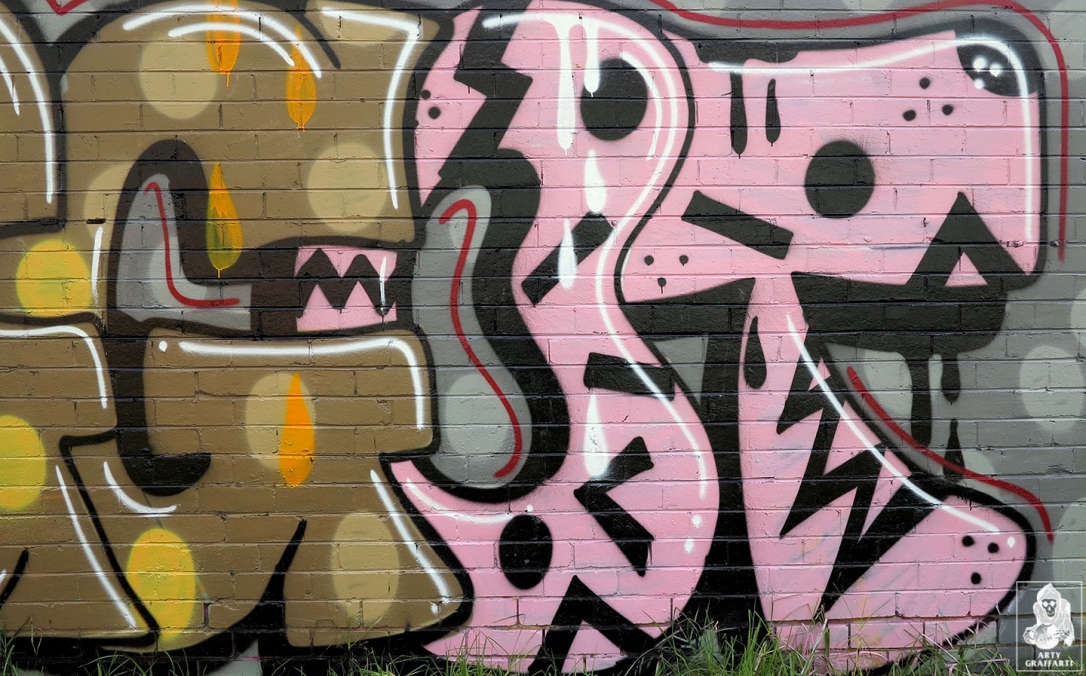 Faggot-Ikool-Funk-Eye-Nemco-FLY-Crew-Graffiti-Melbourne-Arty-Graffarti2
