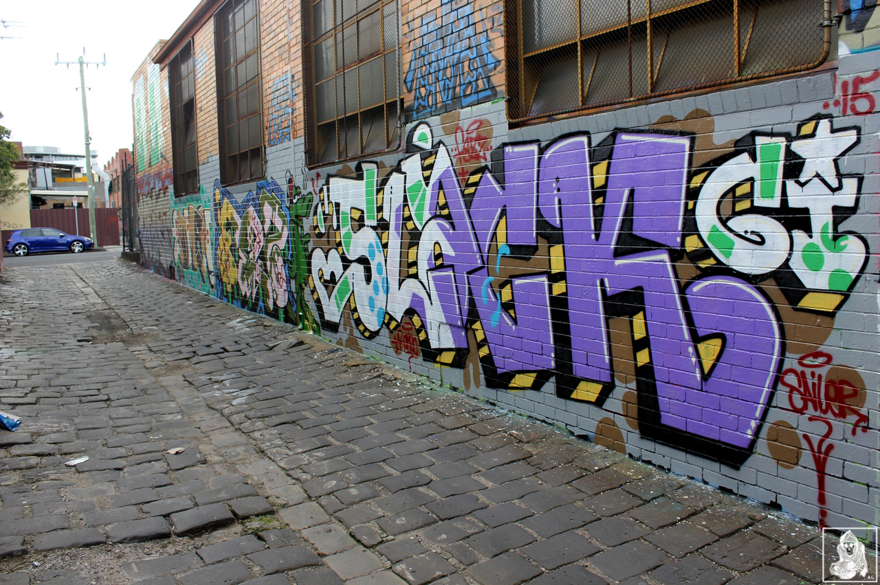 Fezz-Ouzo-Slack-Brunswick Graffiti Melbourne Arty Graffarti11