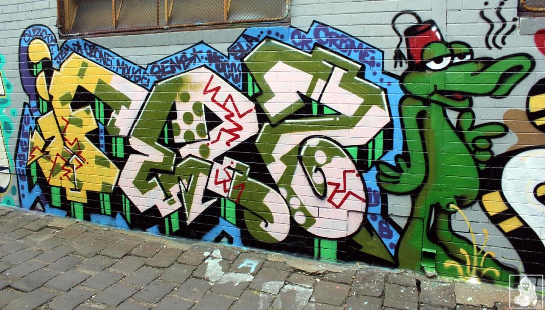 Fezz-Ouzo-Slack-Brunswick Graffiti Melbourne Arty Graffarti5