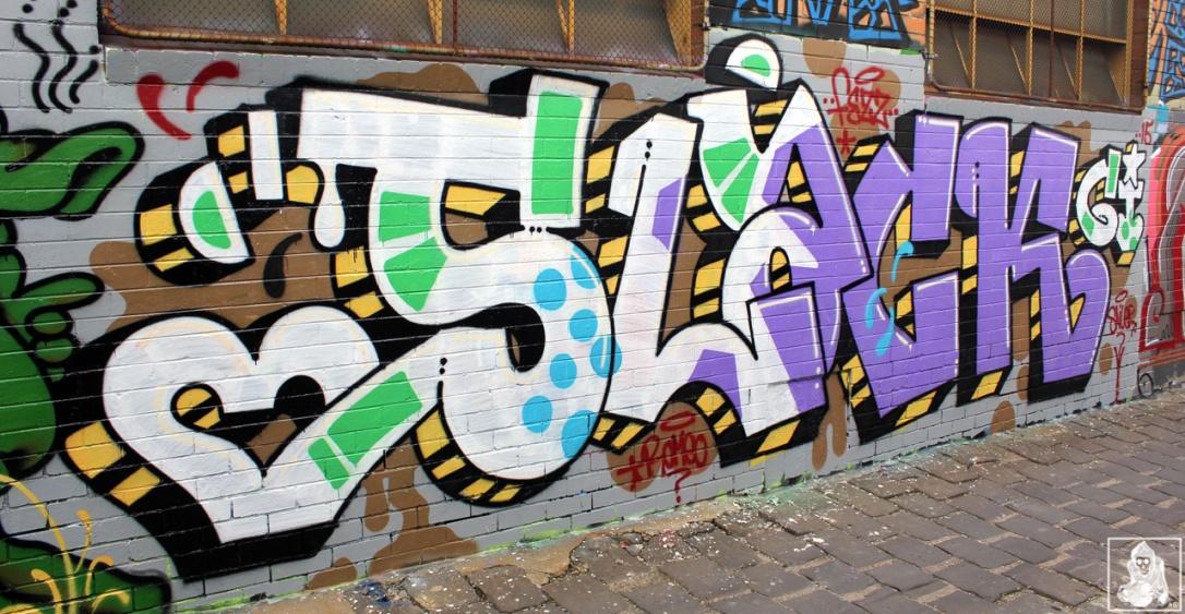 Fezz-Ouzo-Slack-Brunswick Graffiti Melbourne Arty Graffarti7