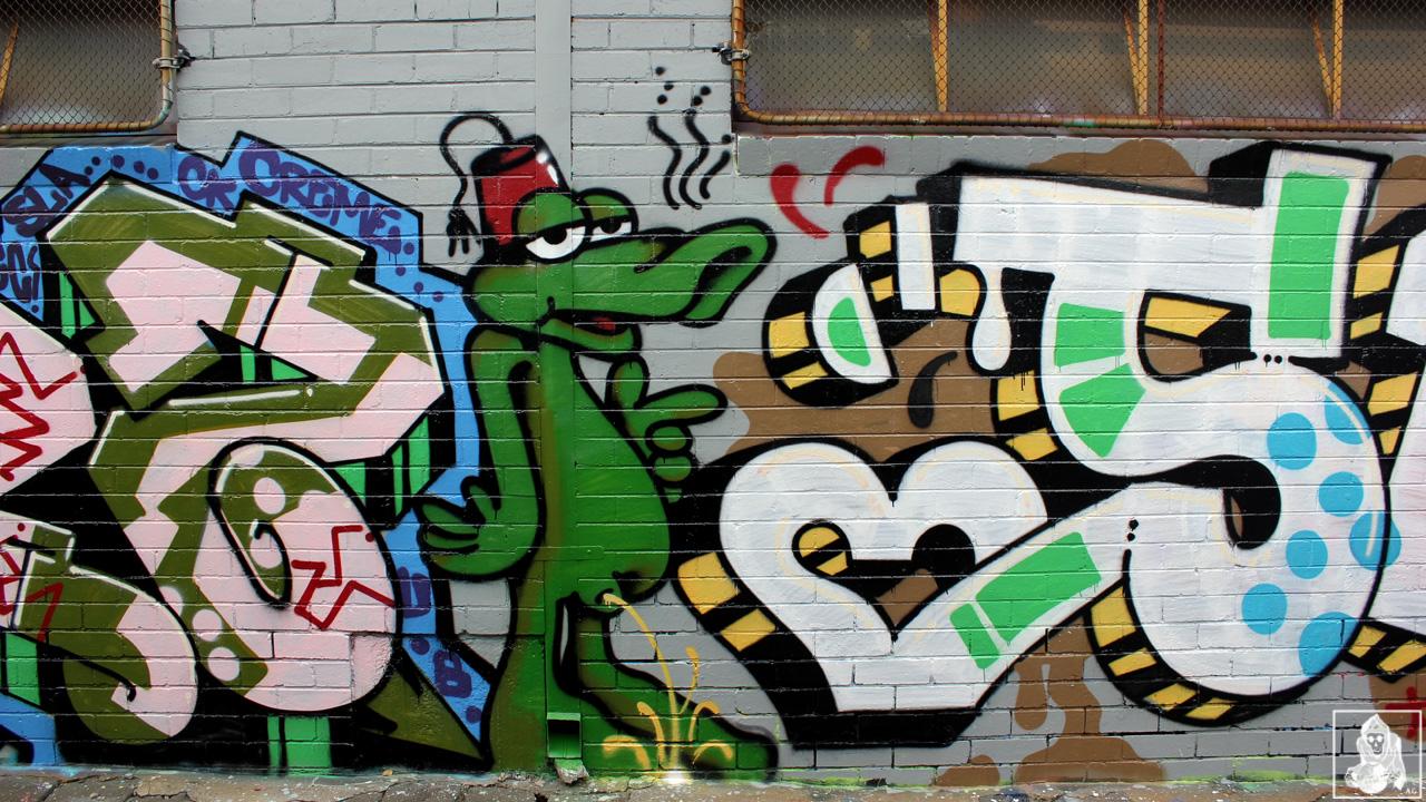Fezz-Ouzo-Slack-Brunswick Graffiti Melbourne Arty Graffarti9