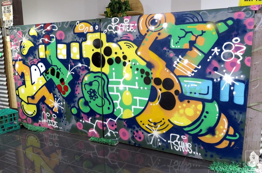 Dizzy-Hizzy-x-Save-Yourself-Store-Collaboration-Night-Melbourne-Arts-Design-Graffiti-Arty-Graffarti2