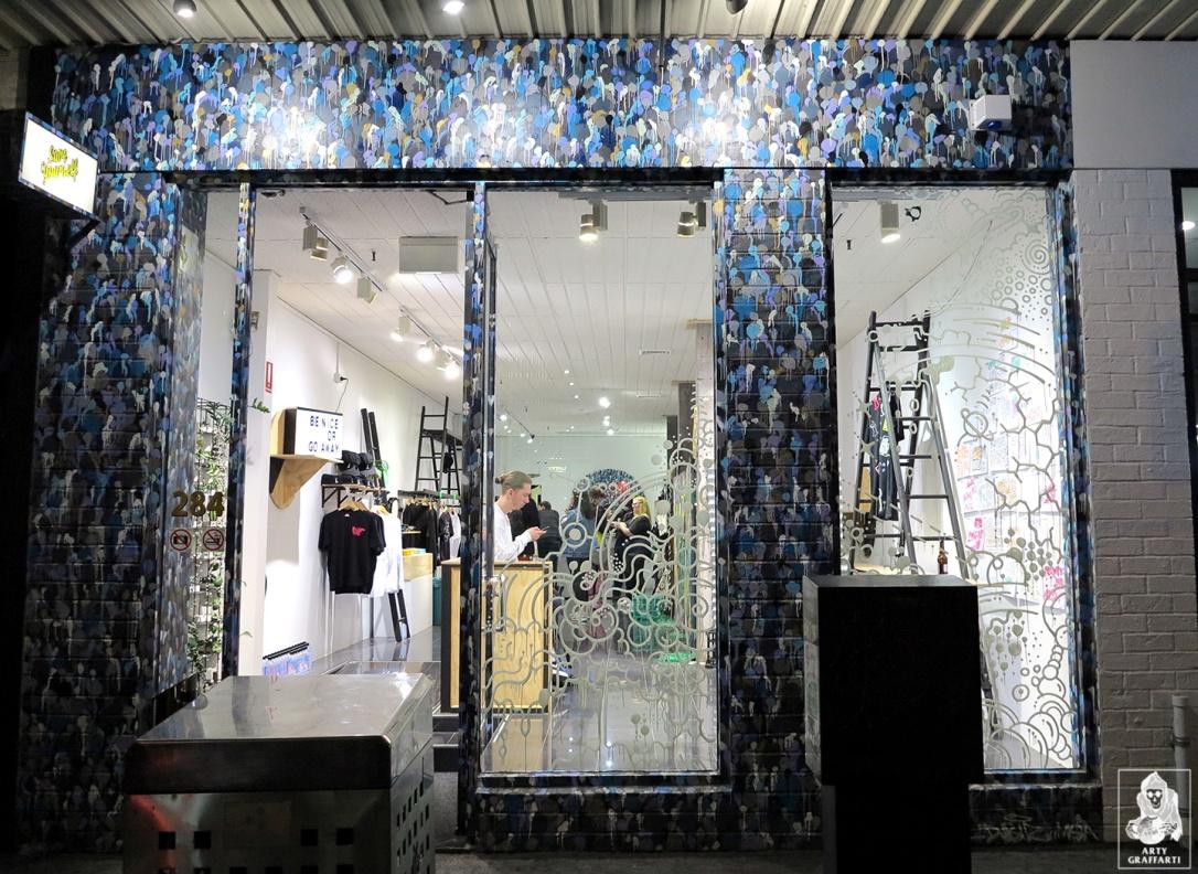 Dizzy-Hizzy-x-Save-Yourself-Store-Collaboration-Night-Melbourne-Arts-Design-Graffiti-Arty-Graffarti6