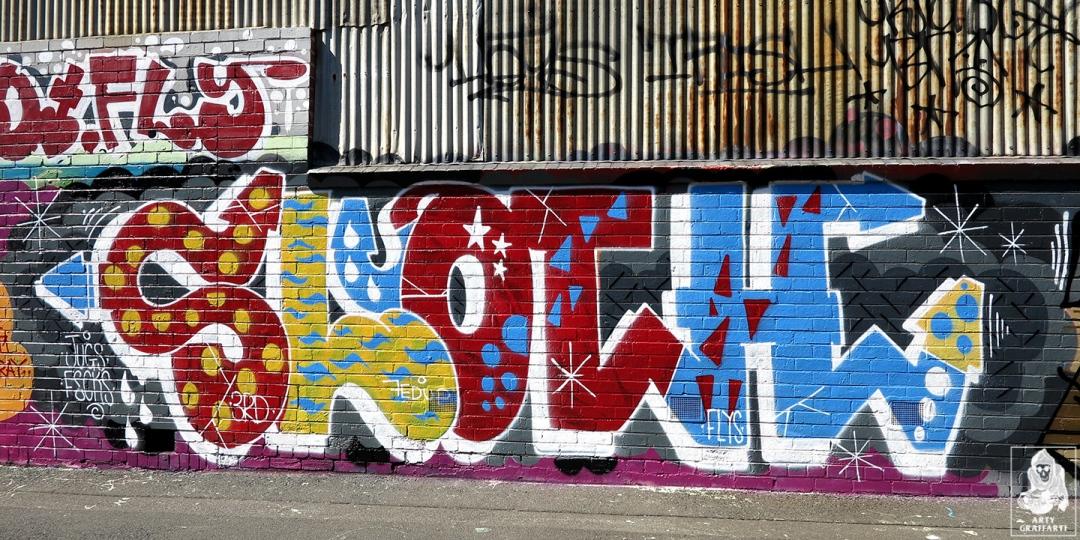 Kawps-Bolts-Sloth-Atack-Soeta-Collingwood-Graffiti-Melbourne-Arty-Graffarti12