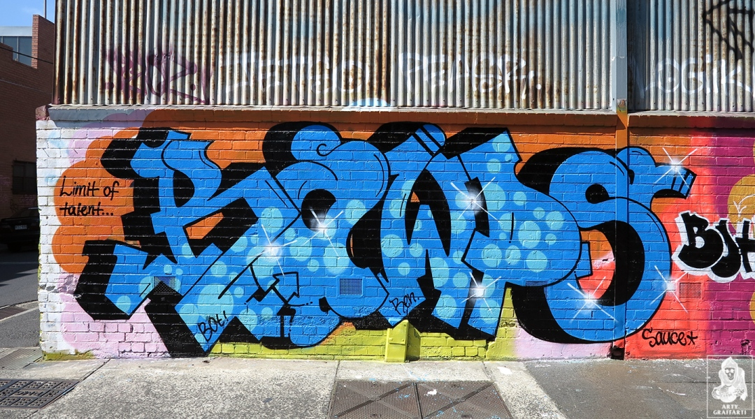 Kawps-Bolts-Sloth-Atack-Soeta-Collingwood-Graffiti-Melbourne-Arty-Graffarti14
