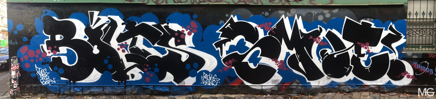 Bolts-Smut-Collingwood-Graffiti-Morning-Glory-Melbourne