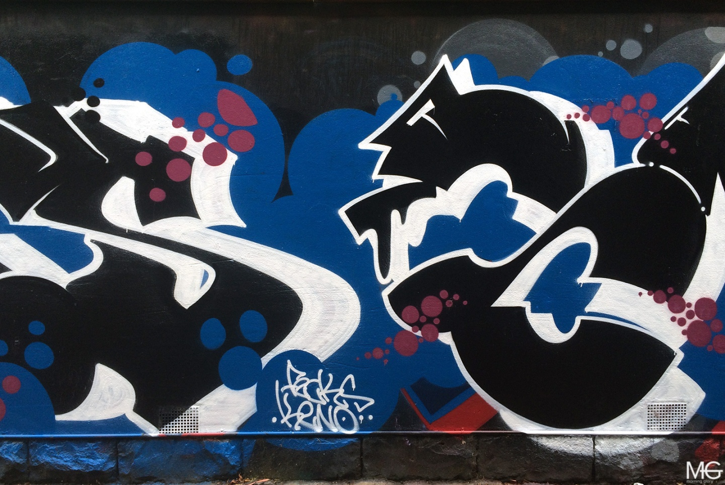 Bolts-Smut-Collingwood-Graffiti-Morning-Glory-Melbourne2