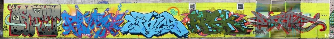 Dscreet-Rase-Ethics-Askem-Dvate-Brunswick-Graffiti-Morning-Glory-Melbourne