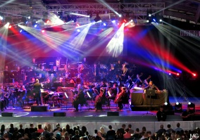 Jeff-Mills-Derrick-May-Melbourne-Symphony-Orchestra-Sidney-Myer-Music-Bowl-Mornign-Glory-Melbourne7
