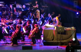 Jeff-Mills-Derrick-May-Melbourne-Symphony-Orchestra-Sidney-Myer-Music-Bowl-Mornign-Glory-Melbourne8