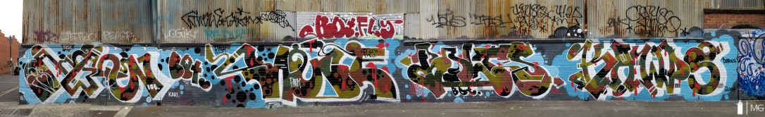 Renks-Sauce-Bolts-Kawps-Collingwood-Graffiti-Morning-Glory-Melbourne