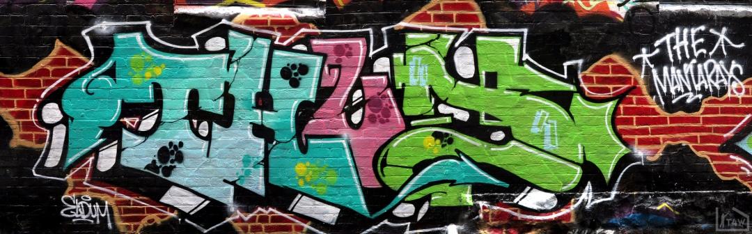 the-fourth-walls-melbourne-graffiti-thud-chelk-items-fitzroy3