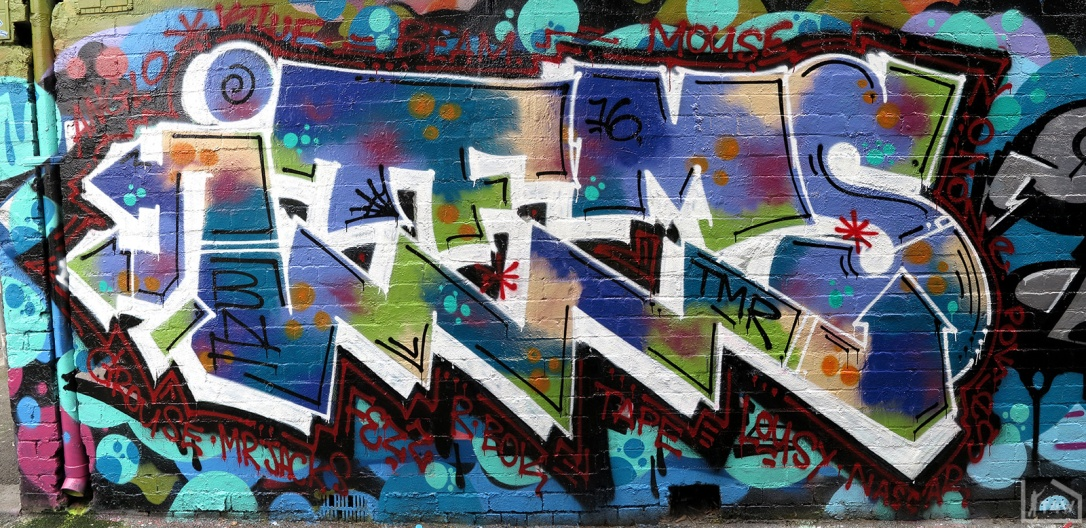 the-fourth-walls-melbourne-graffiti-items-fitzroy