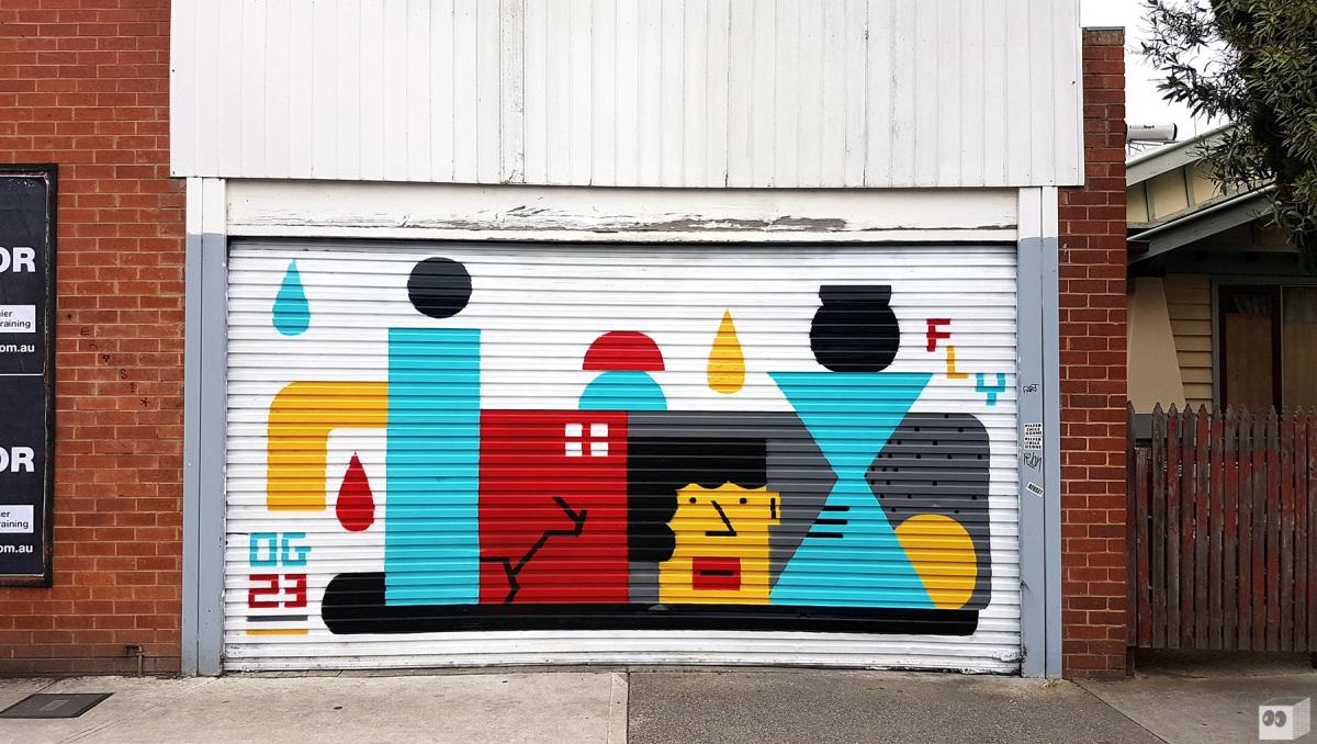 Graffiti wall training - Graffiti Wall Training 27