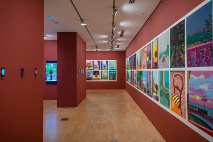 the-fourth-walls-melbourne-art-exhibition-david-hockney-current-the-nation-gallery-of-victoria-ngv7