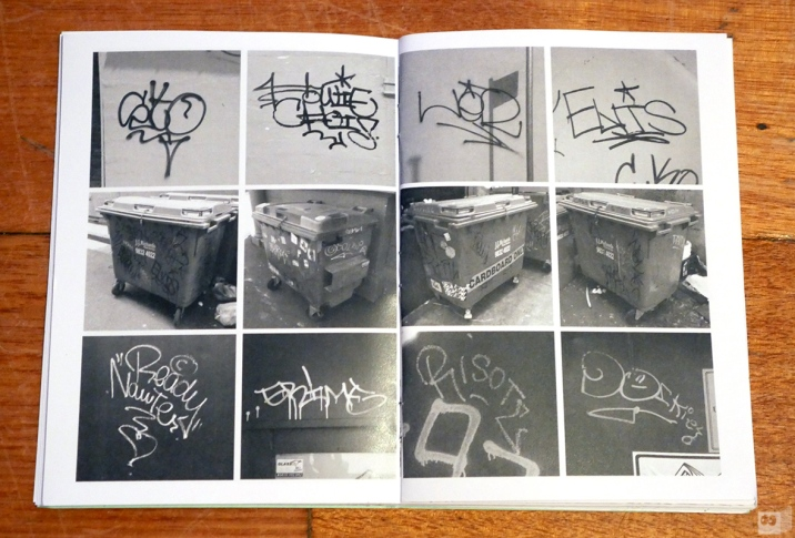 the-fourth-walls-melbourne-graffiti-czna-sydizm-zine-review