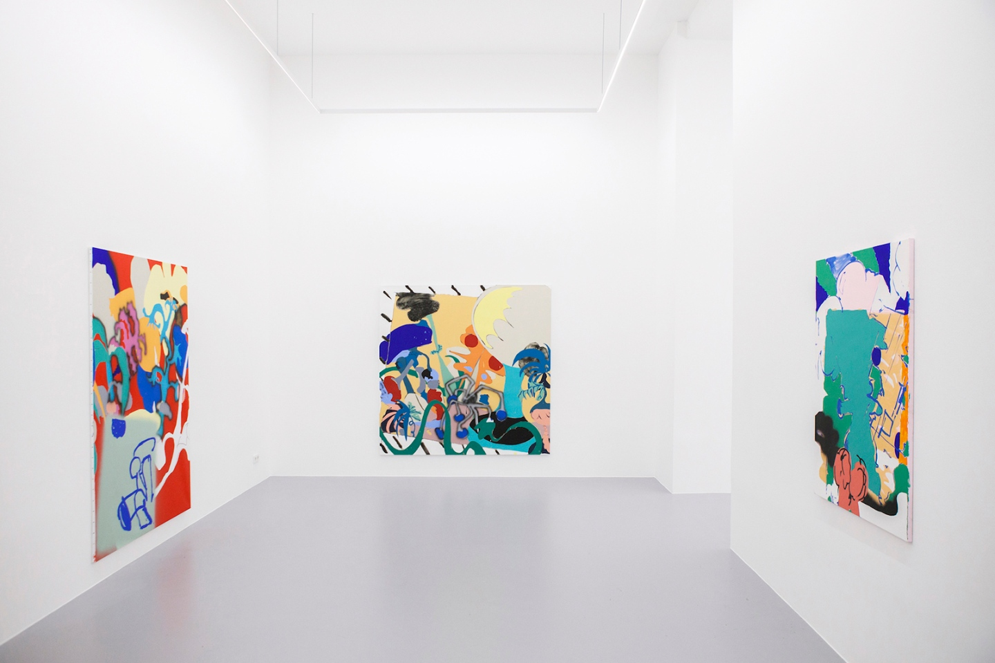 the-fourth-walls-art-exhibition-review-antwan-horfee-sorry-bro-ruttkowski68-gallery-cologne-germany