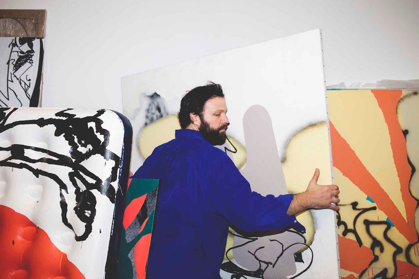 the-fourth-walls-art-exhibition-review-antwan-horfee-sorry-bro-ruttkowski68-gallery-cologne-germany13