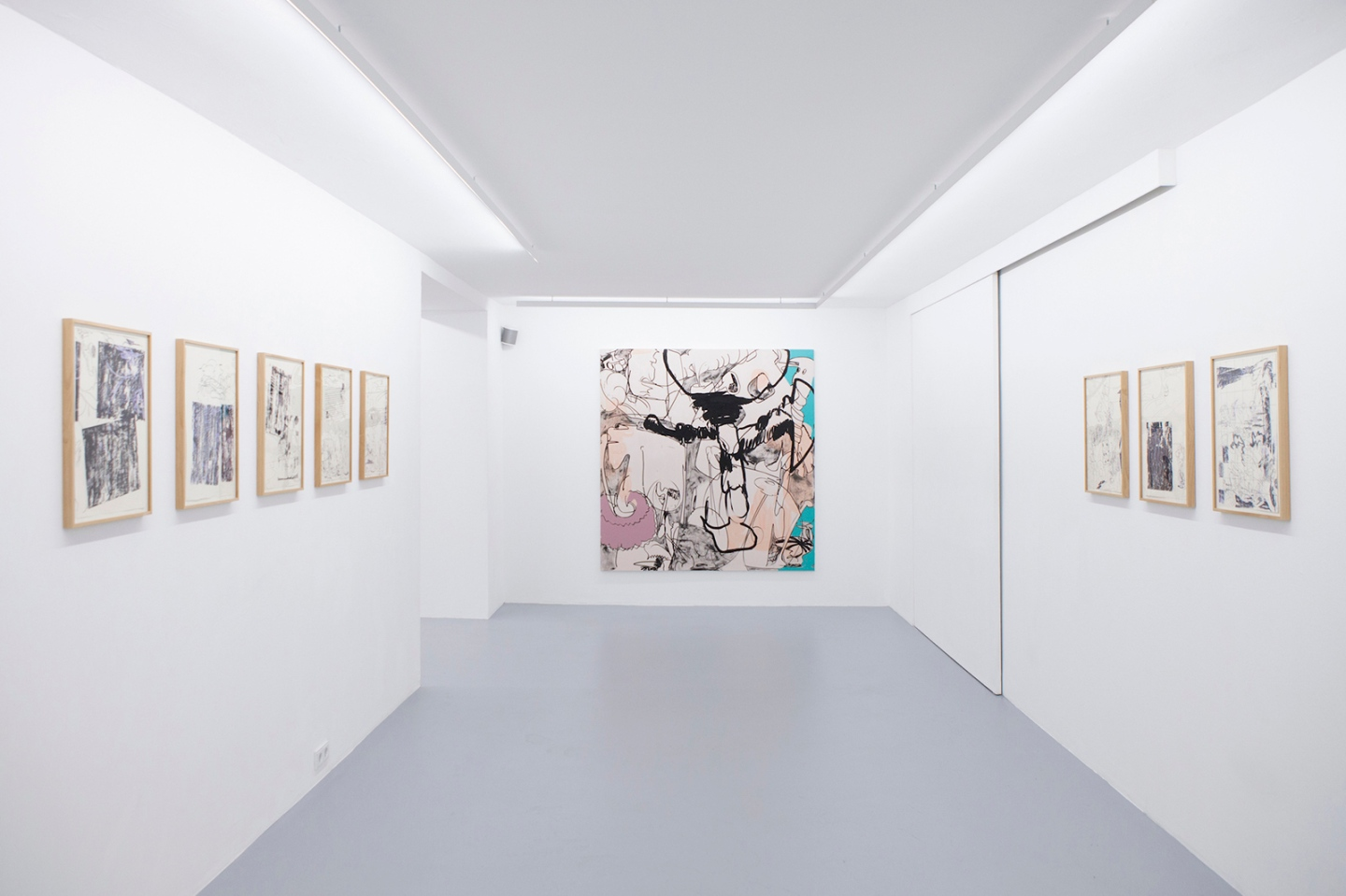 the-fourth-walls-art-exhibition-review-antwan-horfee-sorry-bro-ruttkowski68-gallery-cologne-germany8